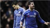 Vì sao Chelsea sẽ mất tới 200 triệu bảng nếu Diego Costa và Hazard ra đi?