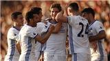 Marcos Alonso: Từ rớt hạng với Bolton tới ngai vàng cùng Chelsea