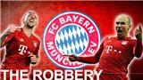 Ở Bayern Munich, khó ai thay thế được Robbery