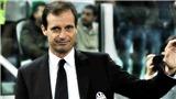 Allegri quá giỏi: Juve vẫn mạnh hơn dù những Tevez, Pirlo, Pogba lần lượt ra đi