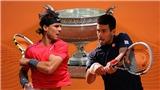 """Tennis ngày 13/4: Chỉ Djokovic cản được Nadal tại Roland Garros. 'Người sói"""" Hugh Jackman thách đấu Nole"""