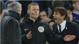 Vì sao Mourinho ghen tị, tức tối với Conte?