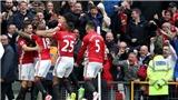 Jose Mourinho: Người đặc biệt đã... trở lại
