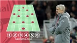 Arsenal và 6 việc cần làm với sơ đồ 3-4-2-1