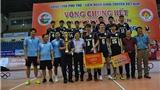 Sanest Khánh Hòa vô địch Cúp Hùng Vương