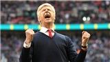 Wenger đã qua 'cơn bĩ cực' với Arsenal