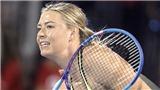 Hôm nay, Maria Sharapova chính thức tái xuất