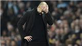 Guardiola vẫn hay, nhưng vấn đề của ông lại là không danh hiệu