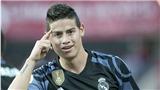 James Rodriguez xứng đáng là Galactico của đội Real Madrid B