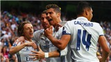 Real Madrid đã vượt Tourmalet để đến Cibeles