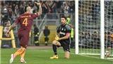 Thua Roma chỉ là cú phanh nhẹ trước khi tăng tốc tối đa của Juventus?