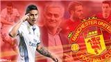 James Rodriguez sẽ là Galactico ở Old Trafford, nâng tầm Man United