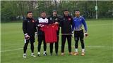 Một ngày với đội tuyển U20 Việt Nam tại Đức