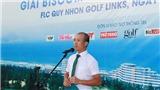 Khởi tranh Biscom Gofl Tournament 2017:  Hướng đến hình mẫu golf chuyên nghiệp