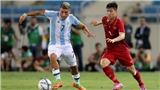 Nhận diện các đối thủ của U20 Việt Nam tại bảng E