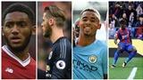 Man City thống trị đội hình tiêu biểu vòng 8 Premier League