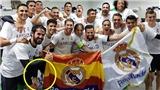 Ronaldo lại tung 'tuyệt chiêu' đã thành thương hiệu sau trận đấu với Atletico