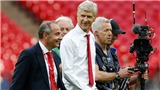 Sau chức vô địch FA Cup, Wenger ra điều kiện để tiếp tục dẫn dắt Arsenal