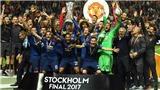 'Cảm ơn Chelsea vì đã... phản bội Mourinho'