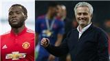 Mourinho: 'Lukaku tịt ngòi nhưng chơi hay hơn khối người ghi bàn'