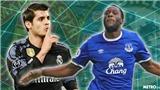 Danny Murphy: 'Lukaku là tiền đạo hay hơn Morata'