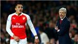 Wenger xác nhận Sanchez sẽ ở lại với Arsenal
