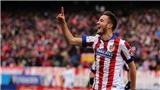 CHÍNH THỨC: Saul Niguez ký hợp đồng... 9 năm với Atletico, từ chối M.U và Barca