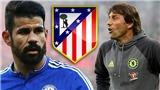 Chelsea bị ép giá, có thể phải bán rẻ Diego Costa cho Atletico