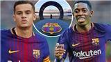 Barca sẽ đàm phán vụ Coutinho và Dembele tại... Monaco