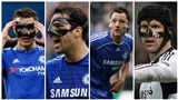 THỐNG KÊ: Không CLB nào có cầu thủ đeo mặt nạ 'Zoro' hơn Chelsea