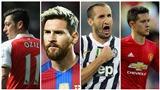 Messi, Sanchez, Isco dẫn đầu đội hình 'khủng' sẽ hết hợp đồng vào Hè 2018
