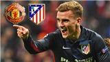 NÓNG: Man United đạt thỏa thuận về tài chính với Antoine Griezmann