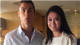 Sự thật sau bức ảnh Ronaldo chụp cùng Á hậu Thùy Dung