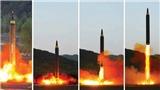 ĐỒ HỌA: Tên lửa của Triều Tiên đã vươn xa như thế nào?