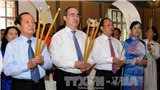 Dâng hương tưởng niệm 129 năm ngày sinh Chủ tịch Tôn Đức Thắng