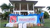 4 ngày tình nguyện đáng nhớ tại nước bạn Lào