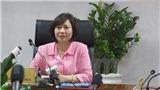 Miễn nhiệm chức vụ Thứ trưởng đối với bà Hồ Thị Kim Thoa