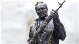 Moskva dựng tượng 'cha đẻ' súng AK