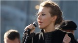 MC truyền hình nổi tiếng Nga 'chống lại tất cả' kể cả ông Putin để tranh cử tổng thống năm 2018