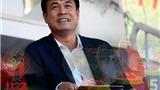 HLV Hữu Thắng dự lễ bốc thăm vòng loại U23 châu Á 2018