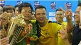 Thăng hạng V-League 2018, HLV Văn Sỹ muốn gắn bó lâu dài với Nam Định