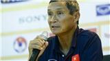 HLV Mai Đức Chung kêu gọi VFF đoàn kết, Văn Thanh mang tin vui cho HAGL