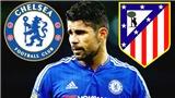 Costa từ bỏ Trung Quốc để trở lại Atletico Madrid?