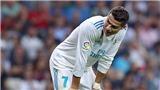 Mật mã La Liga và chiếc chìa khóa của Ronaldo