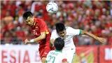 HLV Hoàng Văn Phúc: 'U22 Việt Nam thiếu may mắn'