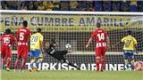 Oblak đã vượt qua cái bóng De Gea và Courtois ở Atletico