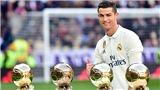Càng già, Cristiano Ronaldo càng hạnh phúc hơn Leo Messi
