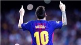 Hàng công Barca: Messi bùng nổ dữ dội nhờ trở lại vị trí 'số 9 ảo'