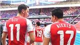 Arsenal chắc chắn và khó bị đánh bại hơn khi vắng Sanchez, Oezil