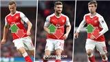 Arsenal sẽ trung thành với sơ đồ 3 trung vệ?